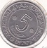 Algeria - 5 Dinars 1974 - XF/SUP - Argelia