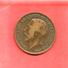 1 Penny , GRANDE BRETAGNE , Bronze , 1917 , N° KM # 810 - 1902-1971 : Monnaies Post-Victoriennes