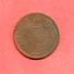 5 Centimes , TUNISIE , Bronze , AH 1308 , 1891 A , N° KM # 221 - Tunisia