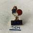 Badge (Pin) ZN004639 - France Weightlifting Federation / Association / Union (FFHC) - Weightlifting