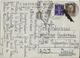 STORIA POSTALE REGNO - INTERO POSTALE SPEDITO PER VIA AEREA  IN ETIOPIA - 1900-44 Vittorio Emanuele III