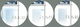 ANDORRE FRANCAIS - N° 138 - 3 FEUILLES COMPLETES ** - LES 3 COQUILLES - Neufs