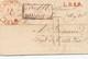 966/24 - Précurseur BONSECOURS Via PERUWELZ 1836 Vers BEAUNE France - TRES RARE Petit L.B.1.R. Pour 1er Rayon - 1830-1849 (Belgique Indépendante)