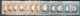 Colonie Italiane, Eritrea, Segnatasse, Sassone 14/24 ** Certificato Diena (22) (Sass 10000 E) - Eritrea