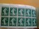 CARNET SEMEUSE 137(II) NEUF** MANQUE 4 TIMBRES.DEPART 1 EURO!! - Usage Courant