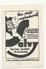 CHROMO - ANIMAUX HUMANISÉS - ILLUSTRATEUR : RAY LAMBERT - LE JARDINAGE - PUBLICITÉ FARINE LACTÉE  SALVY -  SANGLIERS - Trade Cards
