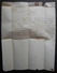 1860 Ligugé  (Vienne) Lettre Hambris Pour Agen, Cachet Bordeaux à Paris - 1849-1876: Période Classique