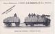 CPA (33) BORDEAUX Camion Et Remorque Transport De Farine Ets V. PURREY Succ. J.H. EXSHAW Publlicité (2 Scans) - Trucks, Vans &  Lorries