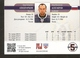Hockey Sport Collectibles KHL Se Real Card ALEXEI  MURYGIN Goaltender #30 AMUR KHABAROVSK 5th Season 2012-2013 - Singles