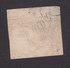 Brunswick, Scott #4, Mint No Gum, Leaping Saxon Horse, Issued 1853 - Brunswick