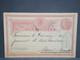 GUATEMALA - Entier Postal Pour La France En 1891 - L 6412 - Guatemala