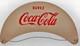 Visière Casquette Publicitaire En Carton Avec élastique Buvez Coca-Cola - Caps