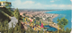 GABICCE Panorama Da Gabicce Monte, Formato 7x15cm - Altre Città