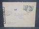 ESPAGNE - Enveloppe Commerciale De Salamanca En 1945 Pour Paris Avec Contrôle Postal, + Censure De Madrid - L 7361 - Marcas De Censura Nacional