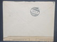 PORTUGAL - Enveloppe Pour La Suisse En 1915 Avec Contrôle Postal, Affr. Plaisant - L 7433 - 1910-... République