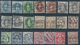 SWITZERLAND Selection Of 21 X Early Issue Postage Stamps