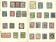 TIMBRES COLONIES ANGLAISES -   2 Planches Pays Divers