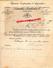 16 - ANGOULEME- LESCALIER- FACTURE  PAPETERIE IMPRIMERIE COOPERATIVE- LAROCHE JOUBERT- 1902  FABRICANTS PAPIERS - Papeterie