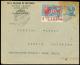 """NUMERO DI TAVOLA """"5759"""", Lettera Spedita Da Genova A Berlino In Data 2.10.1920 Affrancata Col Michetti Da C.25 E... - Stamps"""