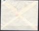España 1937. Canarias. Carta De Las Palmas A Dresden. Censura. - Marcas De Censura Nacional