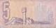 BILLETE DE SURAFRICA DE 5 RAND DE LOS AÑOS 1990-1994 (BANKNOTE) - Suráfrica