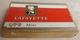 TABAC  )    BOITE  A  CIGARES  -   LAFAYETTE  En Bois - Cigar Cases