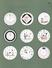 CADRANS DE LA REVOLUTION MONTRE GOUSSET 1789 1800 CATALOGUE COLLECTION - Horloge: Zakhorloge