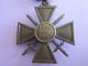 MEDAILLE CROIX DE GUERRE 1930 1940 RUBAN ETAT FRANCAIS VICHY - Francia