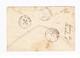 Schweiz 25Rp. Sitzende Genüve 4.9.1878 Brief Nach Escoville (F) Dort Mit 5c Sage Nachgesendet Nach Arcachon - 1862-1881 Helvetia Assise (dentelés)