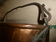 Rare Ustensile Ancien Pour Cuisson Du Poisson (cuivre Massif) Assemblé Par Brasure-créneaux (principe Utilisé XVIIIe) - Cobre