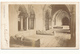 CDV - FONTEVRAULT, 49 - J. Le Roch, SAUMUR - 2 Scans - Anciennes (Av. 1900)