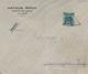 Lettre Imprime Jaffa Palestine EEF Pour La Saxe - Palestine