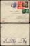 Italy - Censored Cover, 'ITALO OGLIARO' - MILANO 3.5.1941 - Schweinsburg (Mi. 623-626 MiF). - 1900-44 Vittorio Emanuele III