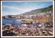 Norway: PPC Picture Postcard To Belgium, 1962, 1 Stamp, Cinderella Europe, Card: Harbour Bergen (traces Of Use) - Noorwegen