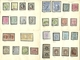 -  ANCIENS  TIMBRES COLONIES ANGLAISES  -  DIVERS PAYS -