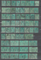 France - Yvert 75 - Lot De 117 Piéces Avec Paires Et Bandes De 3 - Sage 5 Centimes Vert - DEPART 1 EURO