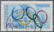 """Bundesrepublik Deutschland: 1980, Nicht zur Ausgabe gelangt: Sonder-Ausgabe """"Olympische Sommerspiele Moskau"""" 60+30 (Pf),"""