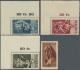 Deutsche Abstimmungsgebiete: Saargebiet: 1934, Volkshilfe Stadtbilder Aus Saarbrücker Kirchen Als Tadellos Postfris - Unused Stamps