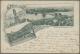 Ansichtskarten: Rheinland-Pfalz: KOBLENZ (alte PLZ 5400), 23 Nur Bessere Alte Ansichtskarten, überwiegend Vorl&auml