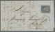 Schweiz: 1864-1930 Ca.: Lot Mit 27 Briefen, Postkarten, Ganzsachen Und Ansichtskarten, Von Einem Faltbrief Lugano-Milano - Svizzera