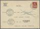Schweiz: 1863/1985 Ca., BAHNPOST/STATIONEN/BAHNHÖFE, Umfangreiche Spezialsammlung Mit Ca.300 Briefen, Karten Und Ga - Switzerland