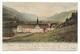 EINSIEDELN Kloster AU Guggenheim No. 11453 Gel. 1905 N. Markirch - SZ Schwyz
