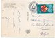 AFRIQUE EN COULEURS - PILEUSE AU VILLAGE /MOTHER AND CHILD / WITH CAMEROUN THEMATIC STAMP-FLOWER - Camerun