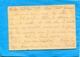 MARCOPHILIE-guerre 14-18-carte De Prisonnier Français -allemagne-camp De WAHN- A Voyagé -Censurée En 1917 - Guerre De 1914-18