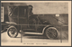 Les Invalides, Taxi De La Marne, C.1920 - Musée De L'Armée CPA - Taxis & Cabs