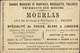CHROMOS - Pub Pour Grands Magasins MOURLAS à TOULOUSE - - Autres