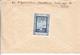 Lettonie - Lettre Recom De 1938 ° - Oblit Kandava - Exp Vers Amsterdam - Avec Vignette De Fermeture - Latvia