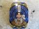 Petite Boite  Miniature Métal Publicitaire NANA Folklore Bretagne Design Christian Lacroix - Boîtes