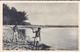 OCEANIE---ILE CAROLINES--dressés Sur Le Récif De Corail--voir 2 Scans - Postkaarten