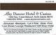 Sky Dancer Casino - Belcourt, ND USA - 3rd Issue Slot Card - Ablecard.com Over Mag Stripe - Casino Cards
